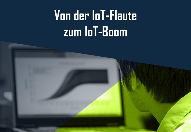 IoT umsetzen im Unternehmen