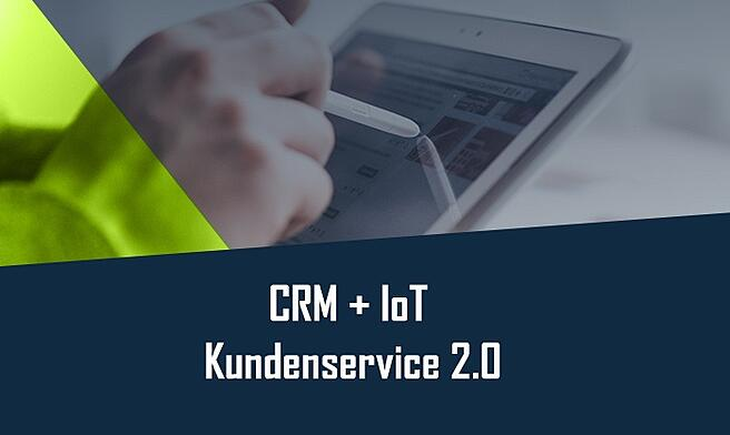 CRM Kundenservice IoT