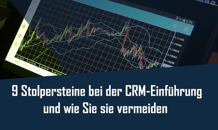 CRM Einführung Blog