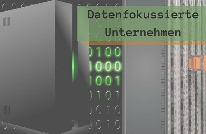 Daten in Unternehmen - data driven business