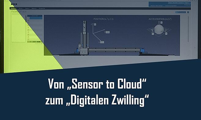 Digitaler Zwilling Digitalisierung
