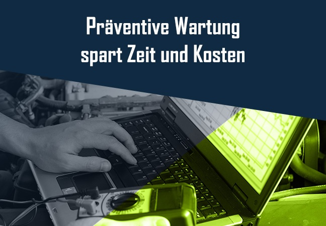 Proaktive Wartung IoT